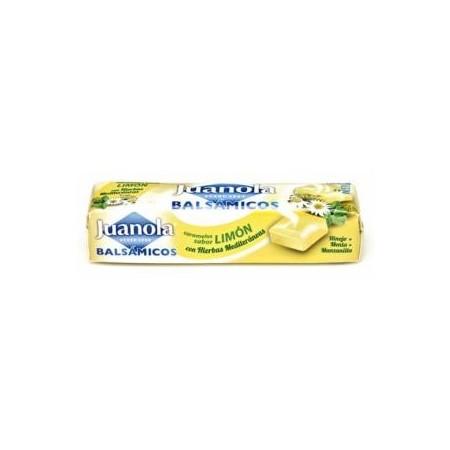 Juanola Caramelos balsámicos sabor limón